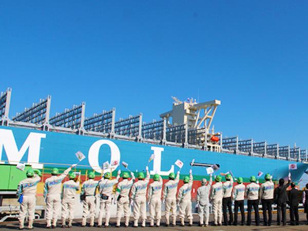 造船大国日本を支える溶接構造材